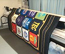 T-Shirt Quilts by QuiltedMemoriesLLC